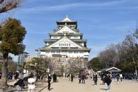 大阪城180209