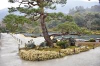 曹源池庭園180210