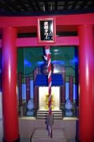 京都タワーにも神社180210