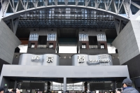 京都駅180211