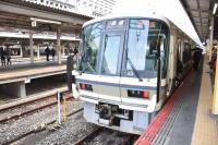 JR奈良線180210