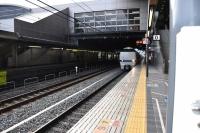 特急サンダーバード京都入線180211