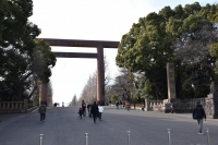 東京観光180212
