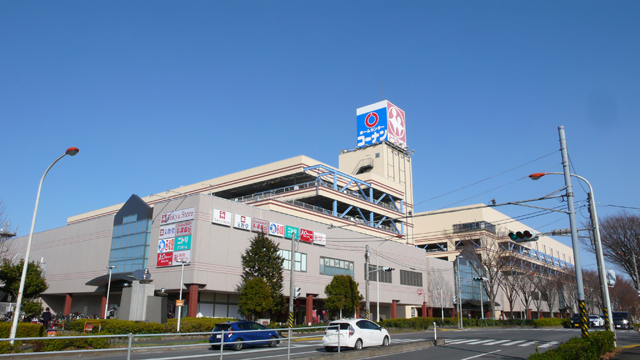 ★湘南とうきゅうまで徒歩5分!スーパーをはじめホームセンター等も入ってます。