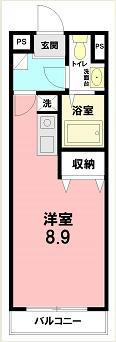 ■物件番号P5294 ★契約金が安い!ペット可1人暮らしマンション!オートロック&エレベータ完備!4.8万円~!