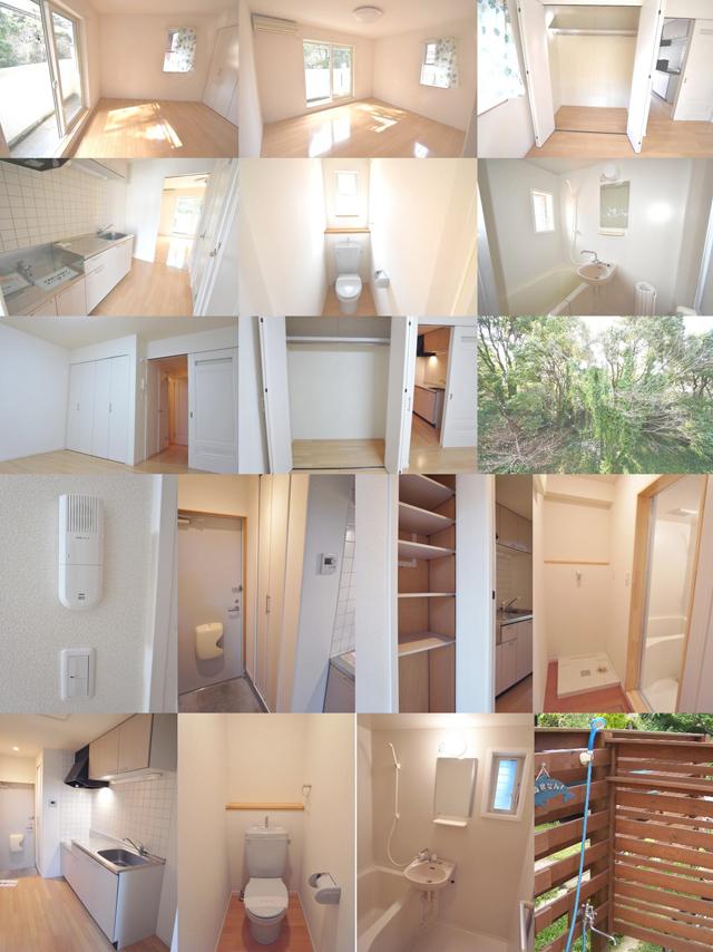 ■物件番号5296 サーファー向け!屋外シャワー完備!6万円で1人暮らし!2階カド!敷地P有り!