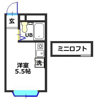 ■物件番号P5300 ペット可最安値!ネコOK!駅徒歩11分!スーパー1分!2階カド部屋!3.8万円!