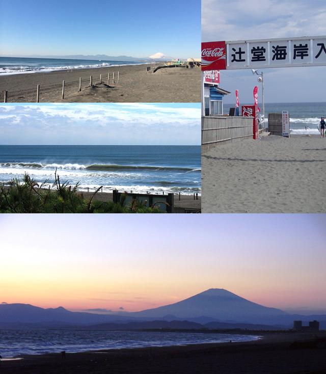 ■辻堂の海まで徒歩7分!!自転車なら3分でビーチ!!憧れの海近くの生活!!