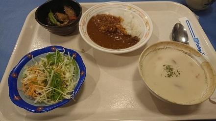1月31日阪九フェリー夕食