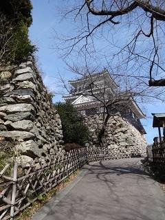 浜松城 その1