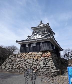 浜松城 その2