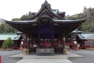 静岡浅間神社 その1