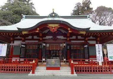 静岡浅間神社 その4