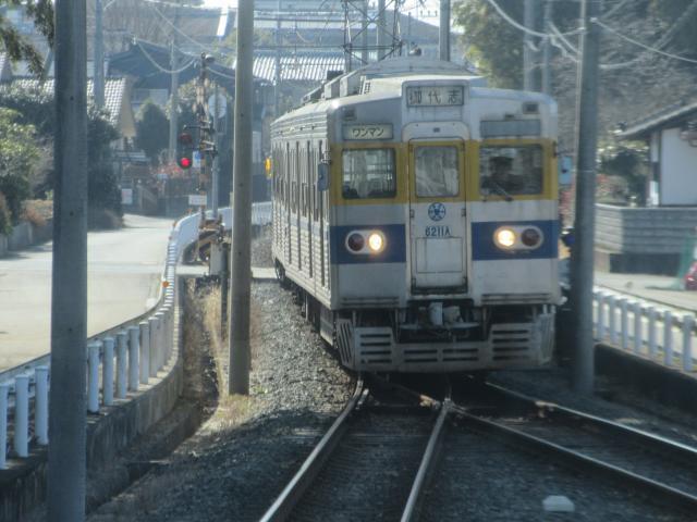 熊本電鉄21