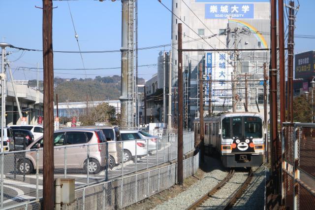 熊本電鉄4