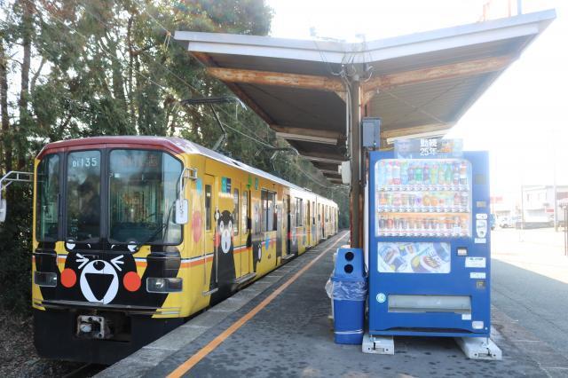 熊本電鉄10