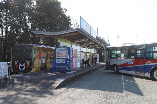 熊本電鉄13