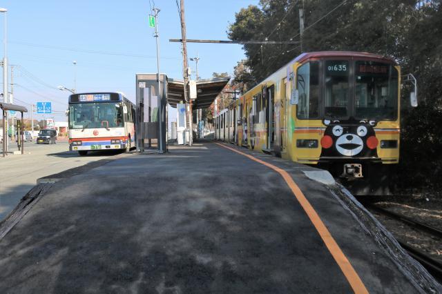 熊本電鉄15