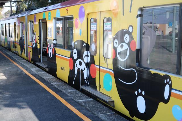 熊本電鉄18