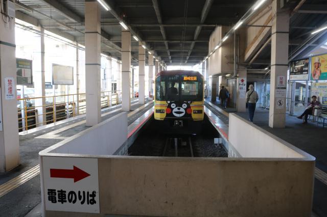 熊本電鉄25