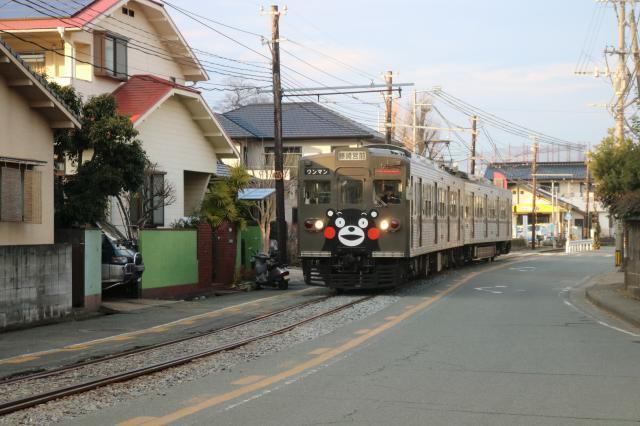 熊本電鉄34