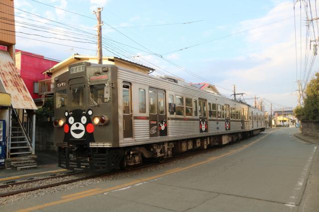 熊本電鉄35