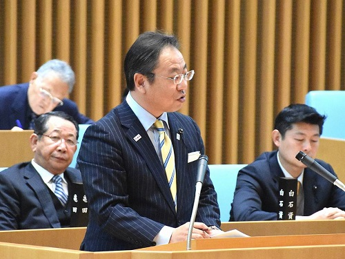 栃木県議会<第347回 通常会議>一般質問に登壇!④