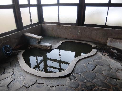 ひょうたん風呂