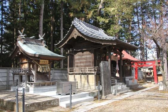 須賀神社・八幡宮・雷神宮