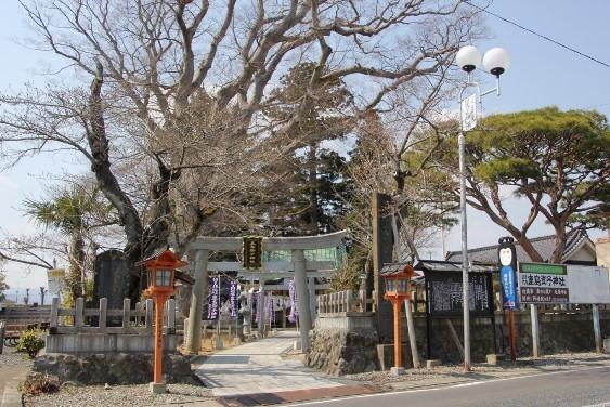 鹿島御子神社