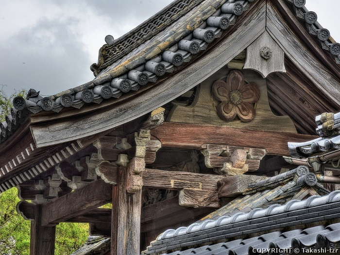 常念寺表門
