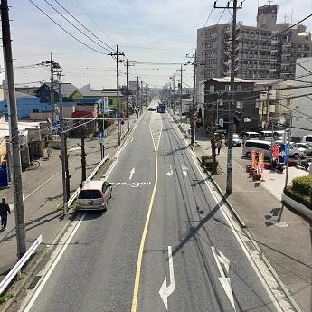 2018-3-29歩道橋