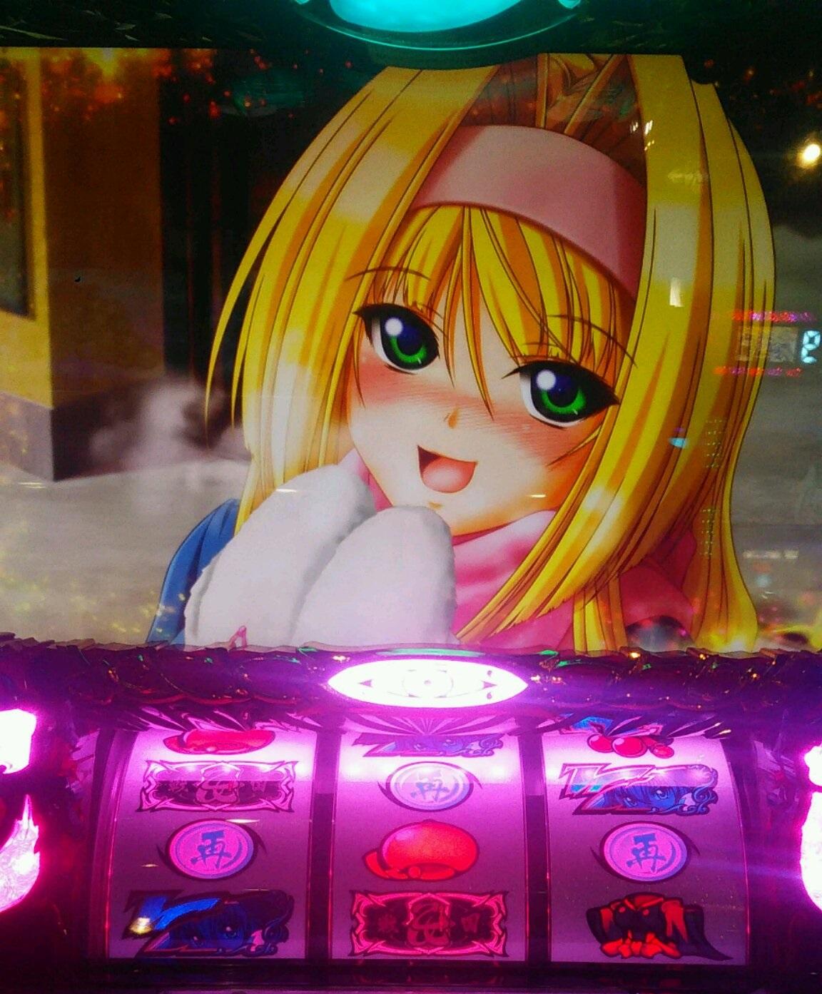 【なにこれめっちゃ楽しい♪】戦国乙女タイプAはシンプルモード&告知音発生で変則押し推奨^^ 設定さえ入っていればめっちゃ遊べる台ですよ~♪・・・の巻【バーサス好きにはたまらん♪】