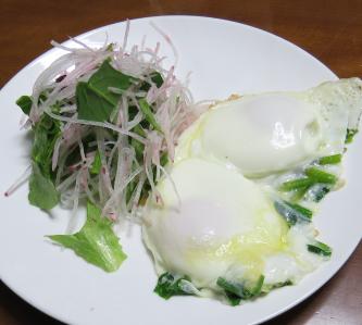平飼い卵焼き