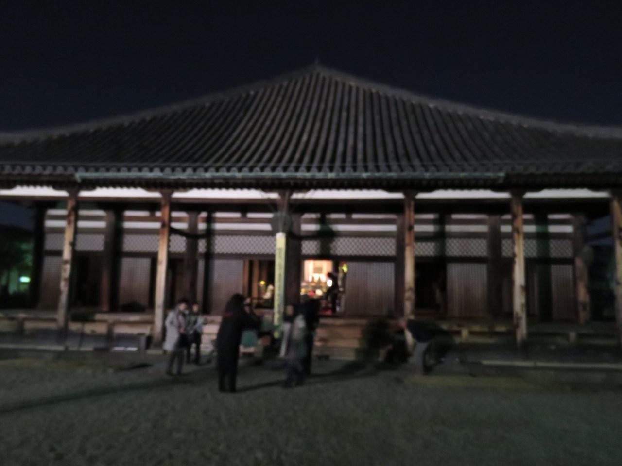 元興寺極楽堂