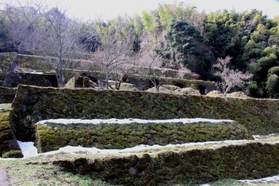 ⑭清水谷精錬所跡
