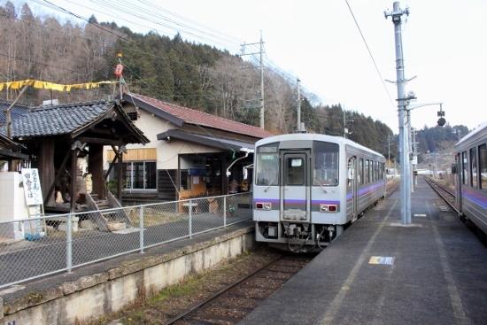 ⑬備後矢野駅