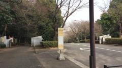 北門前バス停