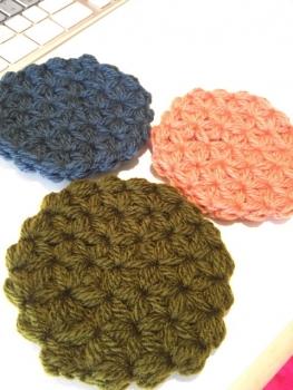 リフ編み2