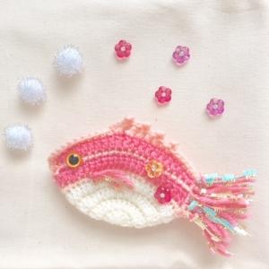 写真 桜鯛サクラちゃん 正方形