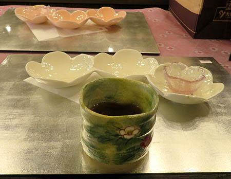 32焙じ茶陶泉