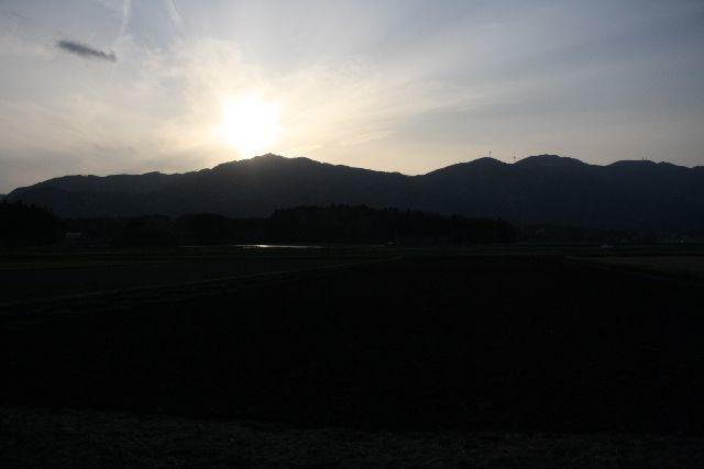 印相体 茨城の山
