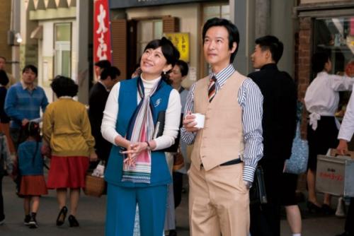 感涙!日本の母さんに会ってきました 吉永小百合さん 北の桜守 舞台挨拶 in TOHOシネマズ津島-06