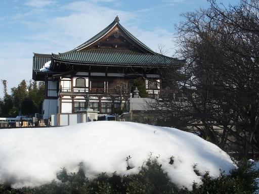 20180128・全徳寺と狭山湖1-14