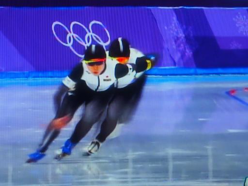 20180221・平昌10・女子スケート