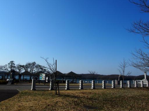 20180304・春の陽だまり散歩空08・狭山湖