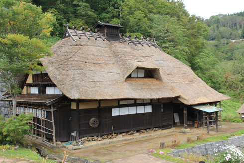 旧遠藤家住宅-6