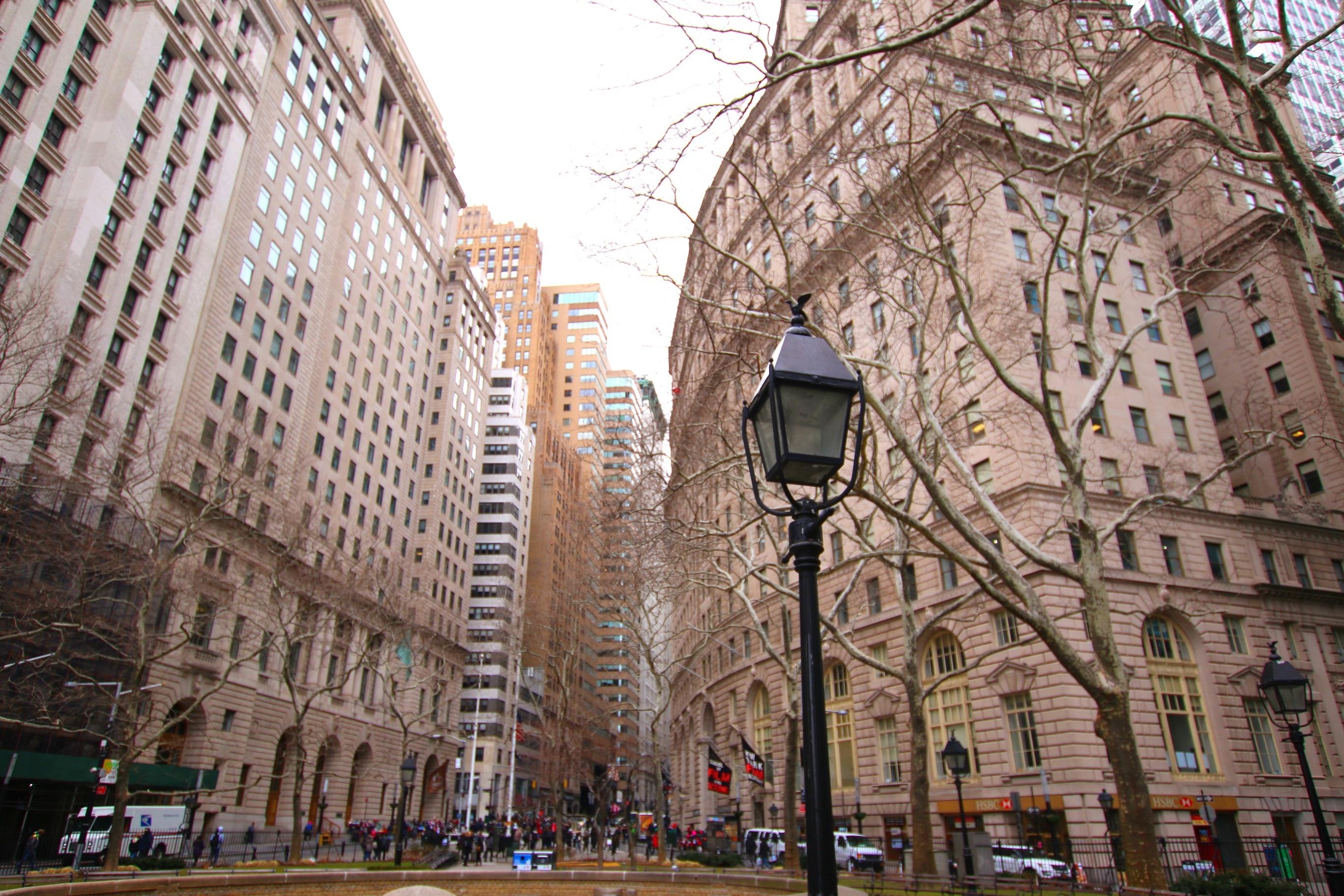 ニューヨーク旅行#3 ウォール街/ニューヨーク証券取引所 ...