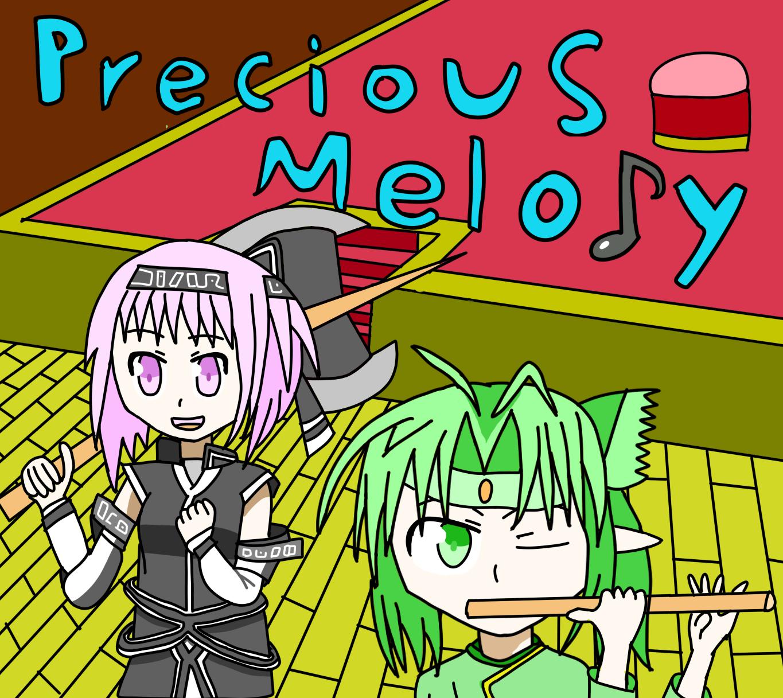 0003-Precious Melody180128