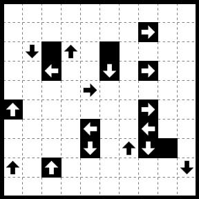 流れるループ 035